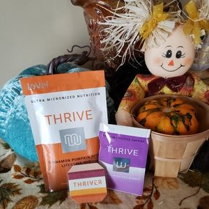 Thrive into Fall